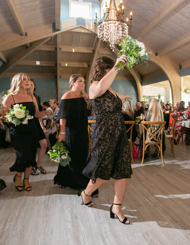 Dinner and Dancing at your Hotel LBI Wedding